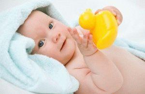 развитие ребенка пятый месяц