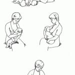Как правильно кормить грудным молоком