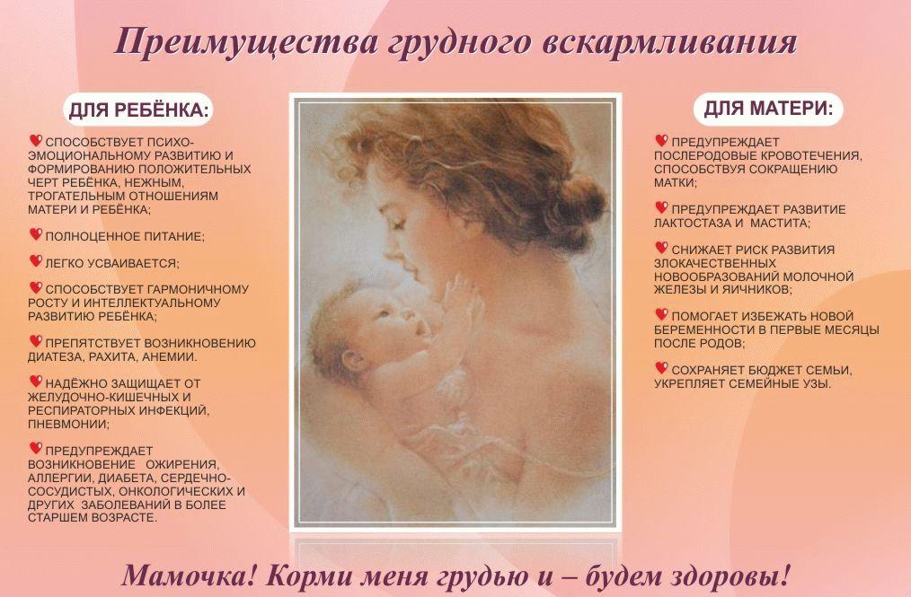 Грудное вскармливание - советы кормящей маме (много видео)