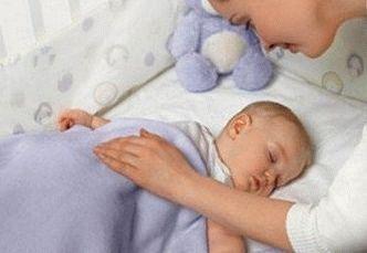 Как должен ребенок спать