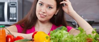 Какие овощи можно есть при грудном вскармливании