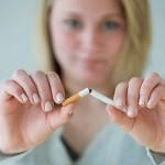 курение во время грудного вскармливания