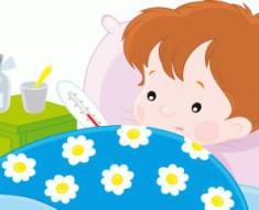 Зеленые сопли у грудного ребенка
