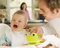 грудной ребенок плохо ест