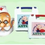 Детская аптечка для новорожденных