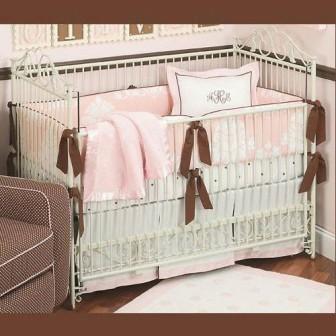 металлические кроватки для новорожденных