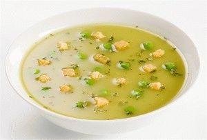 Когда детям можно давать гороховый суп