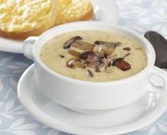 когда детям можно давать грибной суп