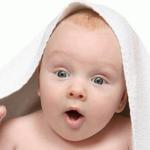 Моча грудного ребенка
