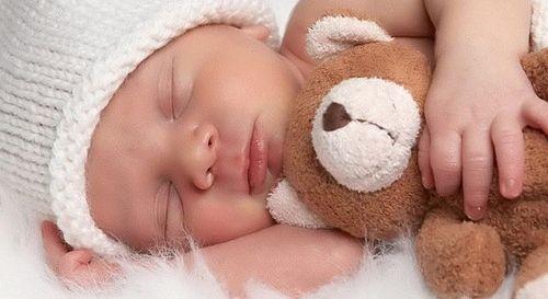 когда дети начинают спать всю ночь не просыпаясь