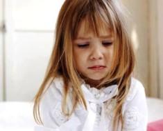 Болит шея у ребенка