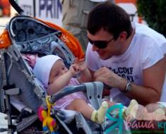 привлекаем папу к уходу за ребенком
