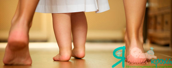 Как научить ребенка ходить самостоятельно: 10 правильных жизненных советов и видео