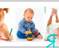 определяем Левша или правша ваш ребенок