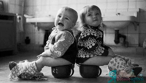 Если ребенок боится горшка: причины и правильные советы что делать, Будьте здоровы
