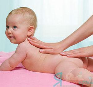 закаливание новорожденных детей с помощью воздушных ванн