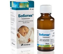 боботик инструкция для новорожденных состав