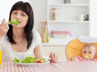 Как быстро сбросить вес после родов - несколько простых советов