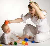 игры с ребенком в 7 месяцев