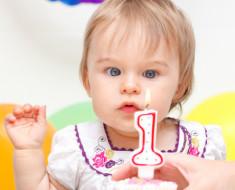 развитие ребенка в 12 месяцев