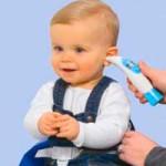 Инфракрасный термометр для новорожденных