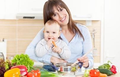 Питание мамы при запоре у ребенка | микролакс®.