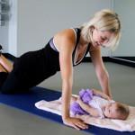 гимнастика после родов