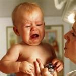 растирание при кашле для детей