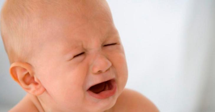 запор у младенца на ИВ