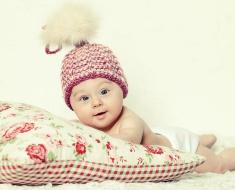 Как фотографировать новорожденных детей