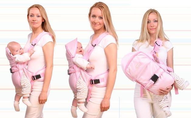 Как пользоваться кенгуру для новорожденных инструкция