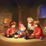 сказки и ребенок