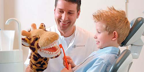 детский-стоматолог