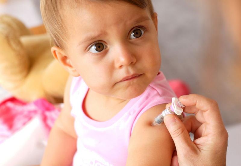 прививка ребенку
