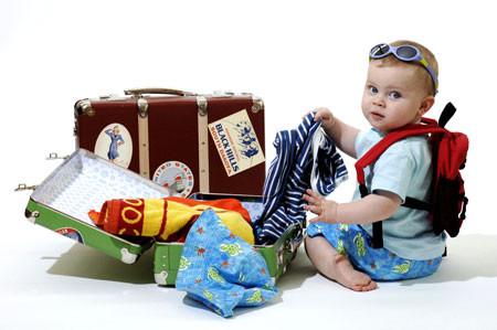 Путешествие с младенцем
