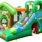 Детские надувные центры