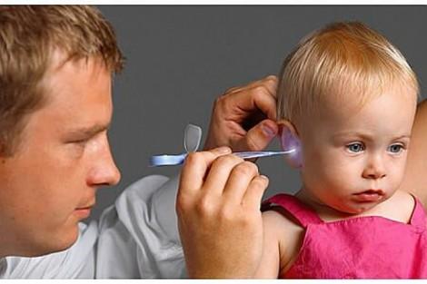 инородные тела в носу и ушах ребенка