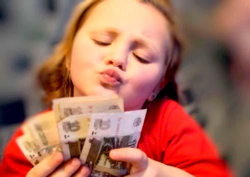 Стоит ли давать ребенку карманные деньги?