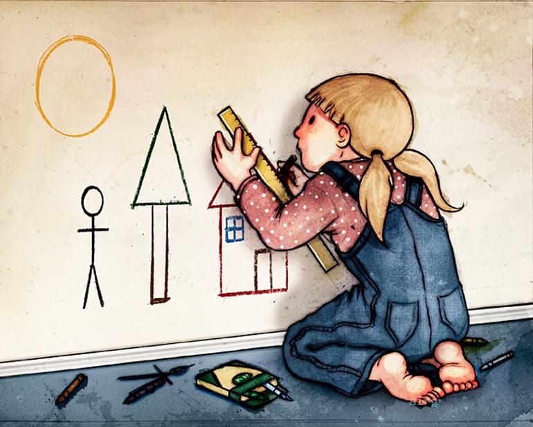 Детский перфекционизм
