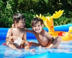 детские бассейны для дачи