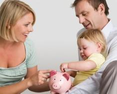 финансовое воспитание детей
