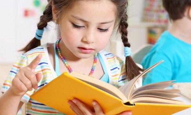 чтение дети