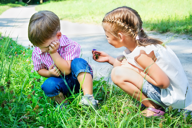 Как научить ребенка просить прощение