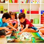 Настольные игры для ребенка