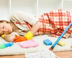 Обустройство быта перед рождением ребенка