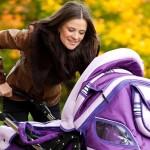 прогулка с новорожденным после роддома