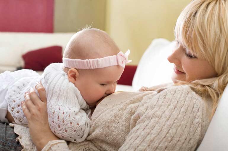Забеременела сразу после родов