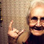 бабушка или няня