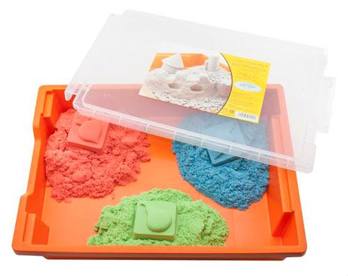 цветной-кинетический-песок