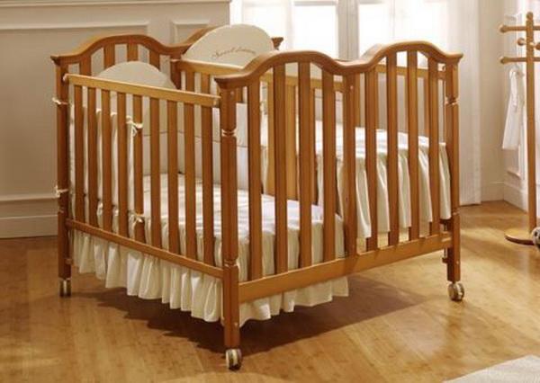 сдвоенная кроватка